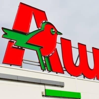 Auchan Kiev logo